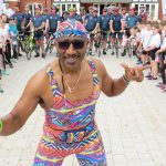 How to get fit at any age with Mr Motivator's 10-minute home workout routine