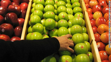 Resolution idea: Eat an apple every day for lunch or snack.