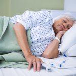 Getting sleep in the hospital
