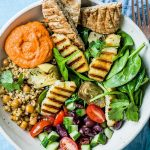 Recipe: Simple, Easy To Make Grilled Halloumi Salad