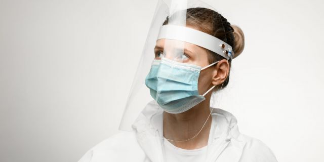 While the public debates which facial covering is better, so do professionals in the medical field.