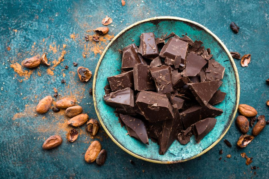 stressed out reduce stress with cacao